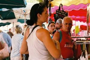 St Tropez - Marché