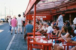 St Tropez - Sénéquier