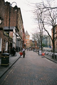 Manchester - Canal St
