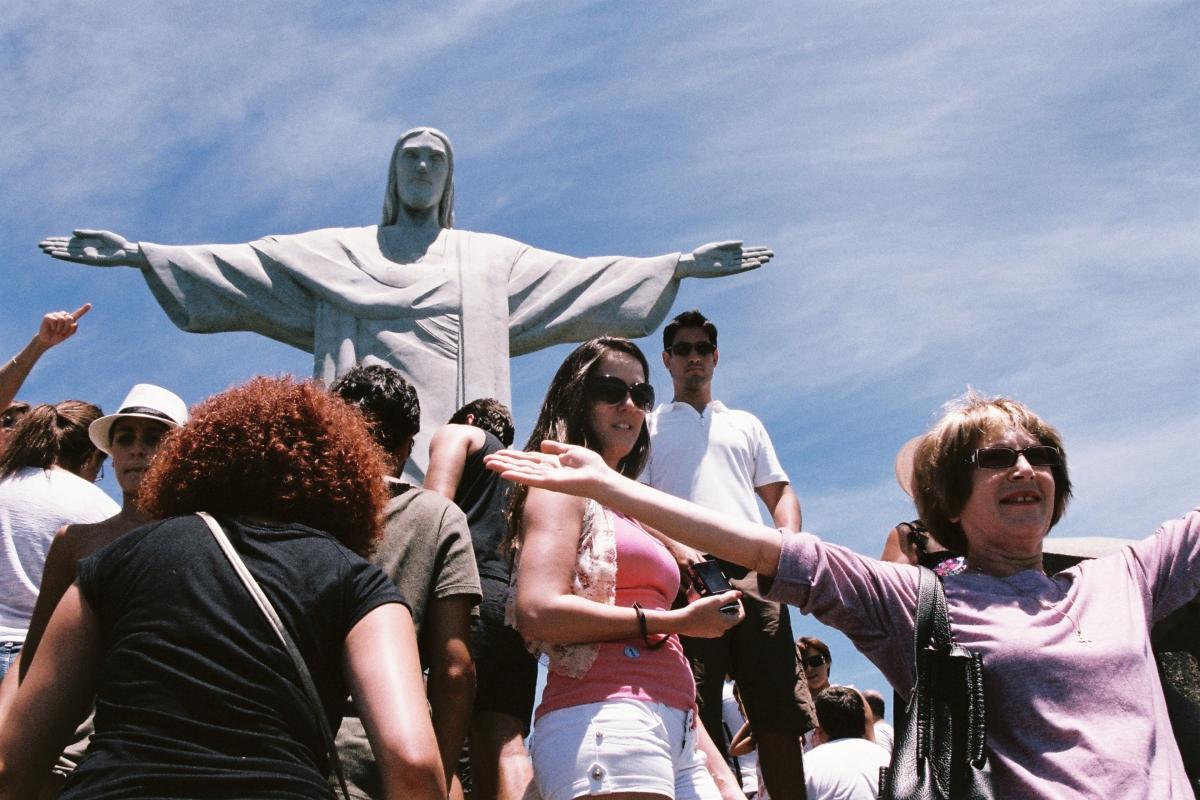 Rio - Christ Rédempteur 6