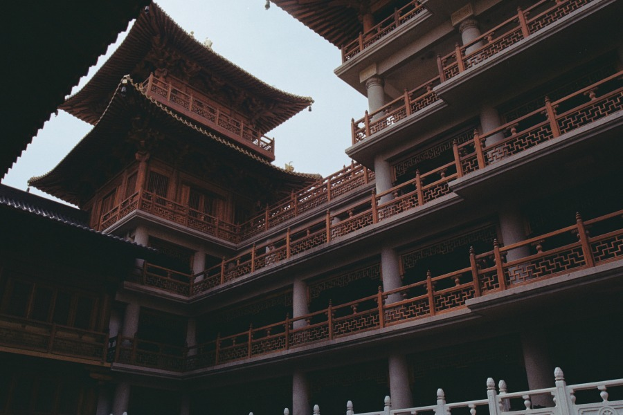 Jing'an Temple 4