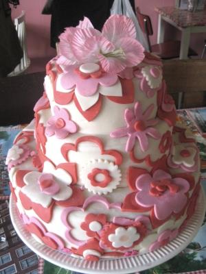 De taart van m'n tante 1
