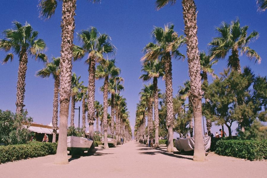 Valencia playa 1