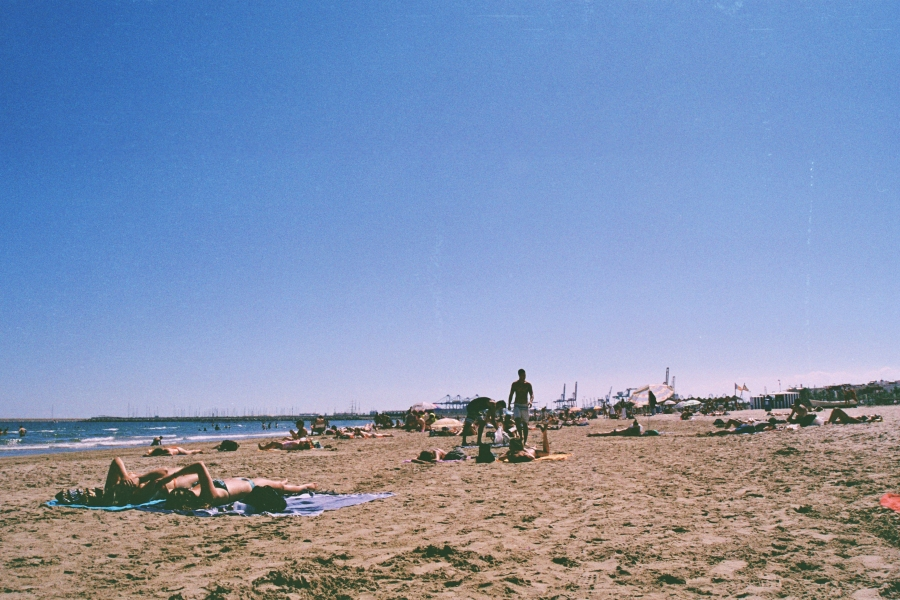 Valencia playa 2