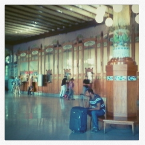 Estacion del norte 2