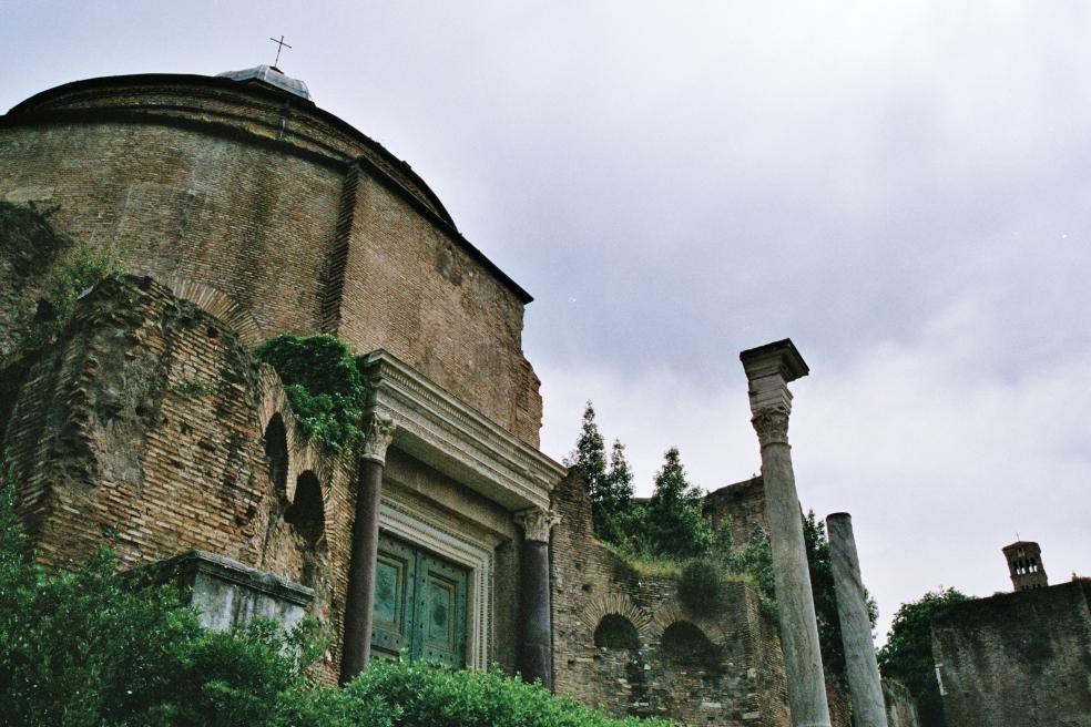 Roma Forum 1
