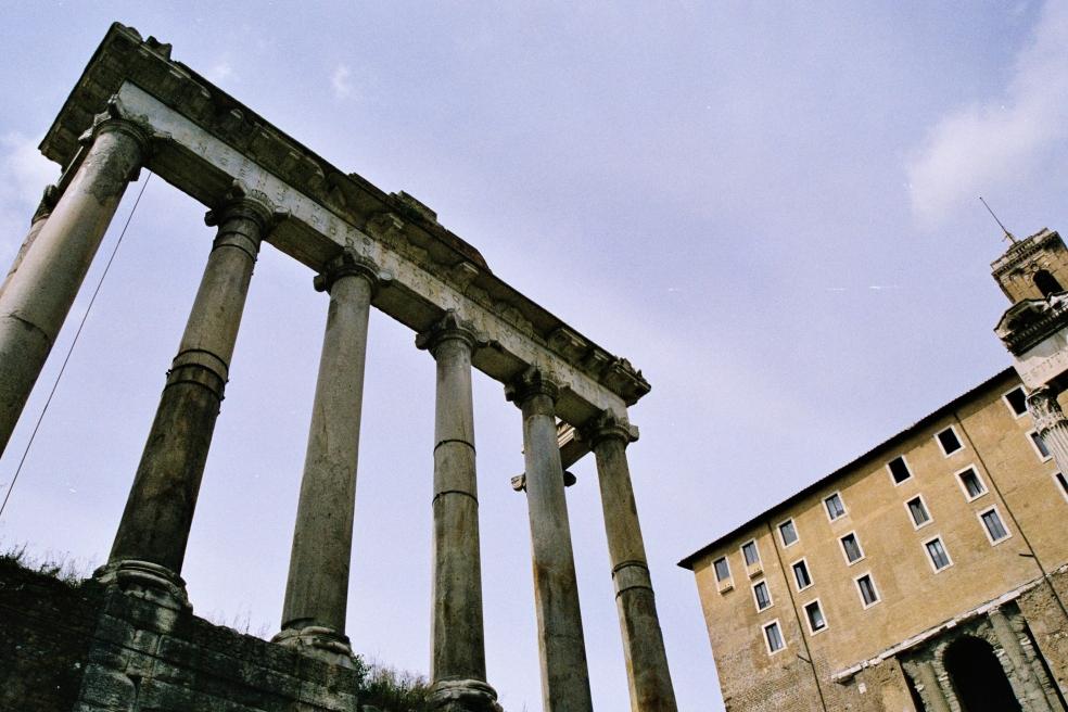 Roma Forum 3
