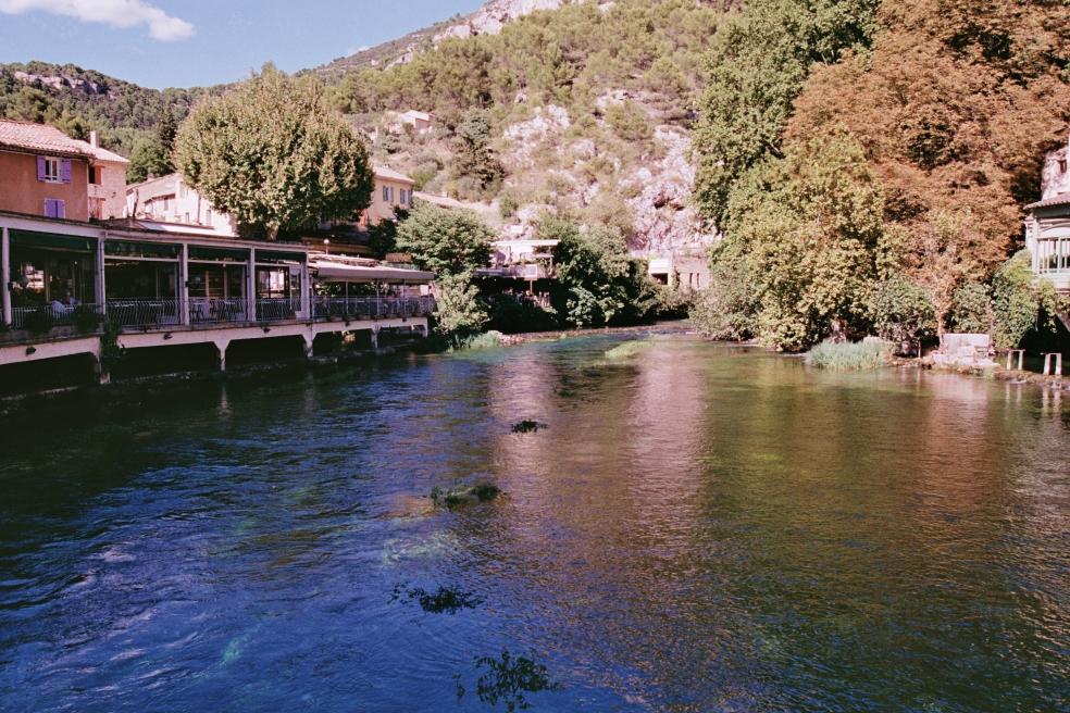 Fontaine du Vaucluse 1