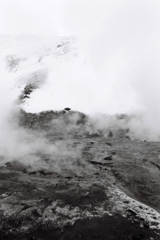 Islande B&W 4