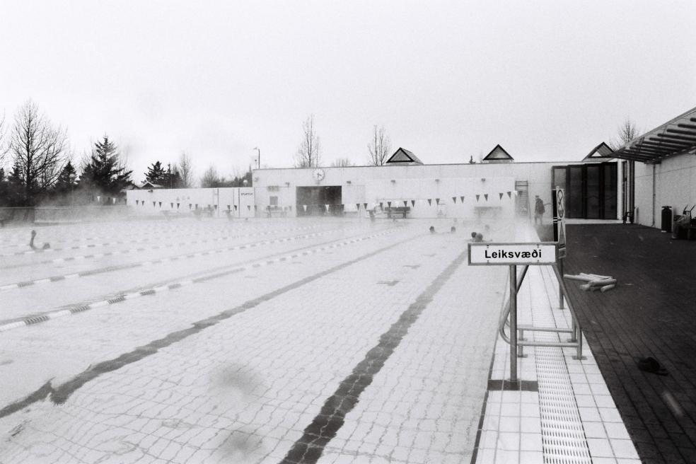 Islande B&W 6
