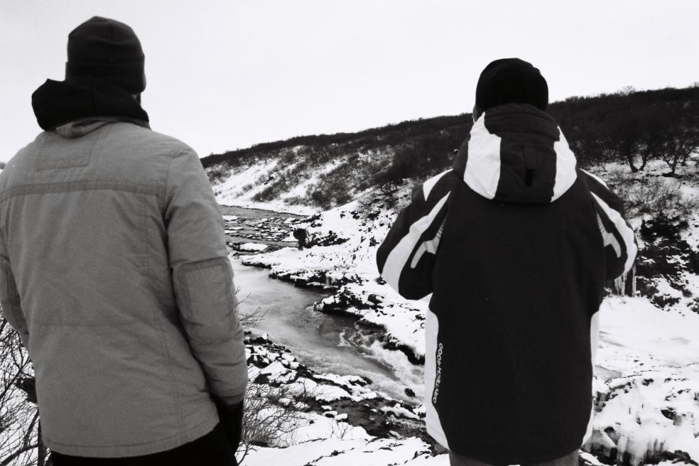 Islande B&W 13