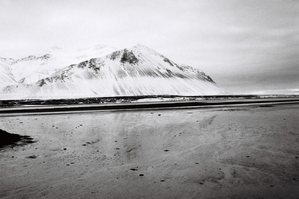 Islande B&W 14